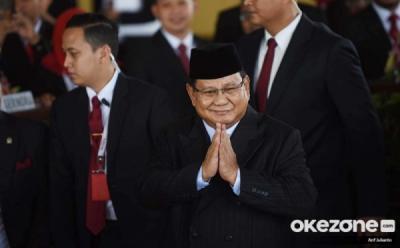 Diminta Kader Maju Kembali pada Pilpres 2024, Ini Respons Prabowo