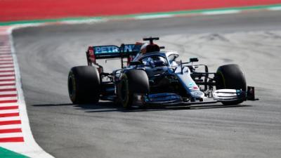 Hasil Kualifikasi F1 70th Anniversary GP 2020, Bottas Tercepat