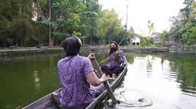 Liburan Atta Halilintar dan Aurel Hermansyah di Resor Mewah, Mesra Banget