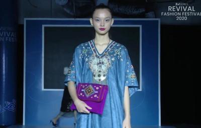 Jakarta Fashion Week Virtual Tampilkan Modernisasi Batik Chic dengan Embroidery Handmade