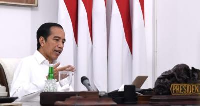 Sikap Jokowi hingga Erick Thohir soal Ekonomi RI Minus, Ini 5 Faktanya
