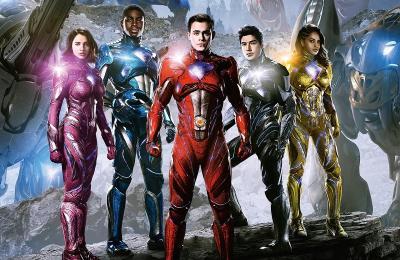 Sinopsis Film Power Rangers, Kekuatan Lima Remaja Melawan Makhluk Jahat