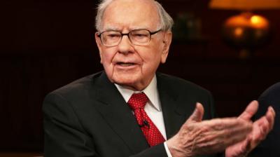 Warren Buffett Buyback Saham Berkshire Rp74,4 Triliun