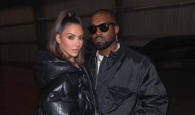 Kim Kardashian dan Kanye West Traveling ke Dominika, Rujuk?