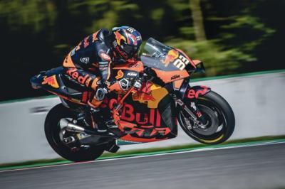 Juarai MotoGP Republik Ceko 2020, Binder Sejak Awal Pede dengan Motor KTM