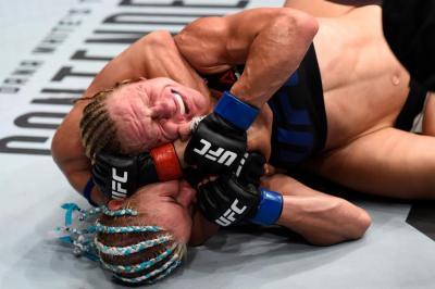 Justine Kish, Petarung UFC yang Pernah Buang Air Besar di Dalam Oktagon