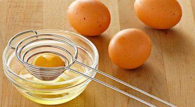 Beautyhacks, Putih Telur untuk Ciptakan Wajah Bersih dan Halus