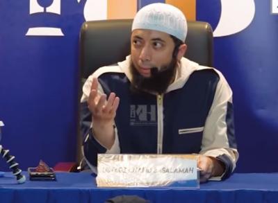 Ustadz Khalid Basalamah Doakan Umi dan Saudaranya Segera Sembuh dari Covid-19