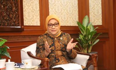 Bantuan Rp600.000, Menaker: Belanjakan Produk Dalam Negeri