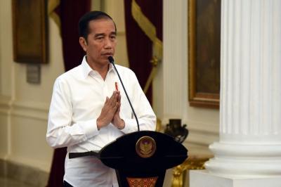 Presiden Jokowi Sempat Khawatir Covid-19 Serang Pasar Modal