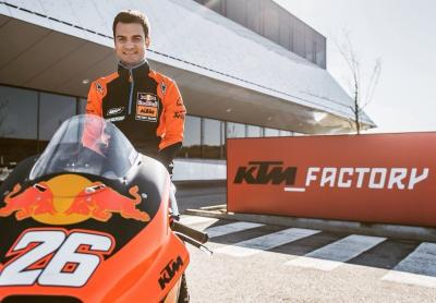 Pedrosa, Sosok Berjasa untuk KTM dan Binder Raih Kemenangan Perdana di MotoGP