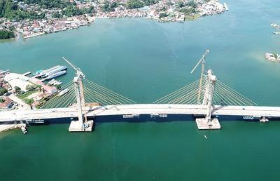 5 Jembatan Keren di Indonesia, Ada Musi hingga Youtefa