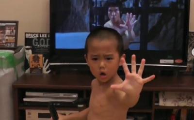 Mengenal Bruce Lee dari Jepang, Bocah 10 Tahun yang Jago Kungfu