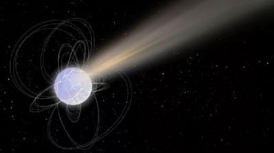 Teleskop Radio Deteksi Ledakan Misterius Gelombang Radio