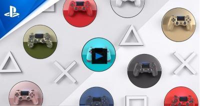 Jelang Perilisan PS5, Sony Ungkap Varian Warna Baru Dualshock 4