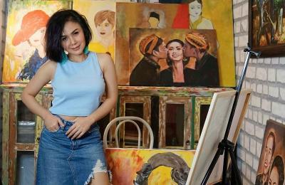 Potret Yuni Shara yang Belum Kehilangan Pesonanya di Usia 48 Tahun