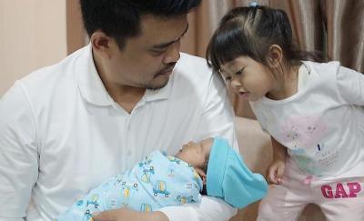3 Foto Gemas Baby Panembahan, Adik Laki-Lakinya Sedah Mirah