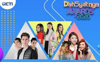 Dahsyatnya Awards 2020 Rangkul Beragam Pelaku Industri Hiburan