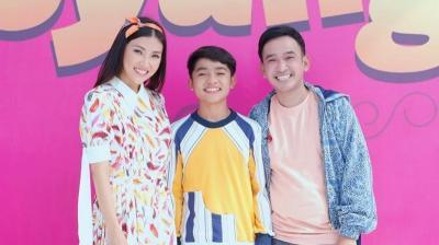 Ruben Onsu Bangga Lagu Anak Nusantara Betrand Peto Direspons Pihak Istana