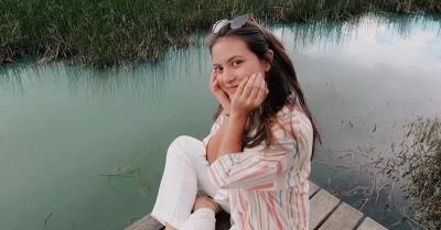 Marsha Aruan Dibaptis, Warganet Singgung Cinta Beda Agama dengan El Rumi