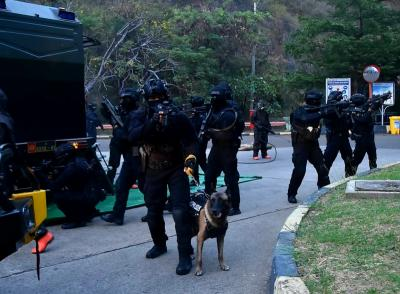 Antisipasi Ancaman Senjata Biologis, Koopsus TNI Gelar Latihan Penanggulangan Teror