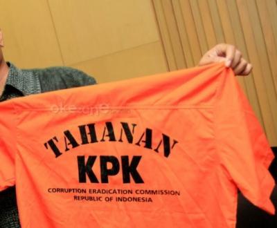 KPK Eksekusi Ibnu Ghofur Terpidana Kasus Suap Pengadaan Proyek