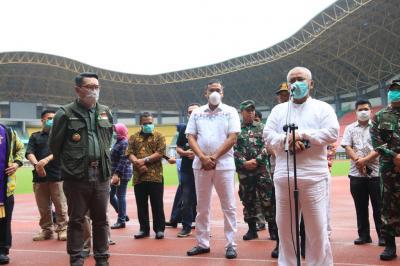 Wali Kota Bekasi: Wajar Kasus Covid-19 Tinggi karena Dekat Jakarta