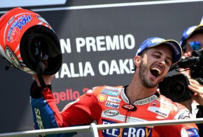 Gagal di MotoGP Republik Ceko 2020, Dovizioso Ambil Sisi Positif