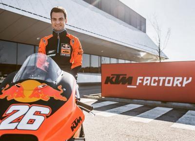 KTM Ambil Untung dari Kesalahan Honda Lepas Pedrosa