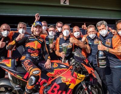 Zarco Nilai Brad Binder Sempurna untuk KTM