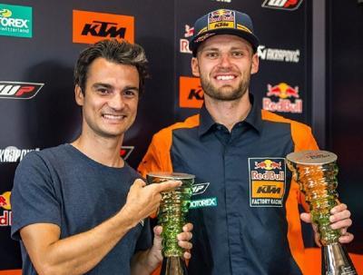 Binder Tercepat di Brno, Lorenzo Sanjung Kinerja Pedrosa di KTM
