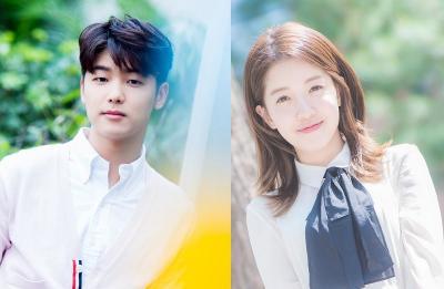 Kang Min Hyuk dan Jung In Sun Adu Akting dalam Drama Not Yet 30