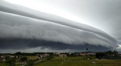 Awan Tsunami di Langit Aceh, Bukti Kekuasaan Allah yang Tertulis dalam Alquran