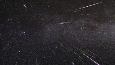 Puncak Hujan Meteor Perseid Bisa Dilihat Tanpa Alat Khusus