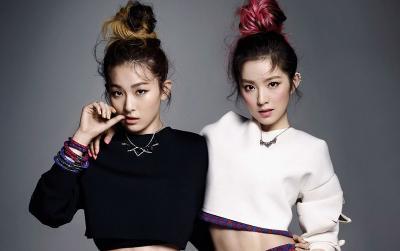Irene & Seulgi Red Velvet Jadi Penampil Khusus dalam TIME 100 Talks