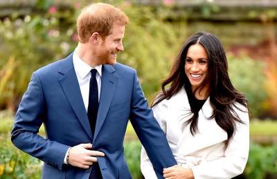 Pangeran Harry dan Meghan Markle Resmi Tinggal di Rumah Baru