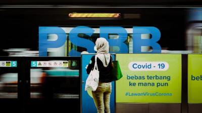 Epidemiolog UI: PSBB Transisi Fase I di DKI Jakarta Seharusnya Dihentikan!