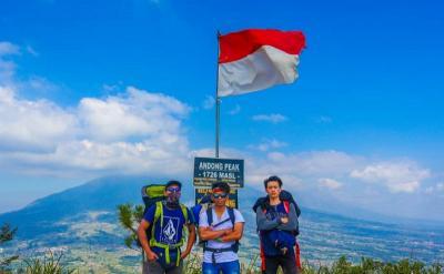 3 Wisata Gunung yang Sudah Dibuka, Cocok untuk Rayakan 17 Agustus bagi Pemula