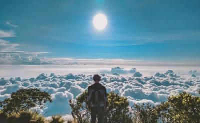 Jelang 17 Agustus, Kuota Gunung Ciremai Full Booking!