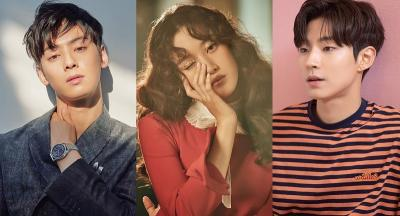 Cha Eun Woo, Moon Ga Young, dan Hwang In Yeob Dipastikan Bintangi True Beauty