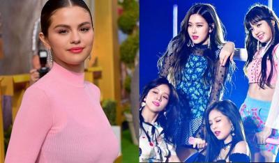 5 Pesona Selena Gomez, si Cantik yang akan Duet dengan BLACKPINK