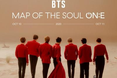 Konser Online-Offline BTS, 'Map of the Soul ON:E' Siap Digelar Oktober 2020