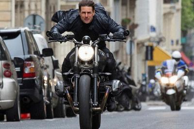 Tom Cruise Geram Ada Insiden Motor Meledak di Lokasi Syuting Mission: Impossible