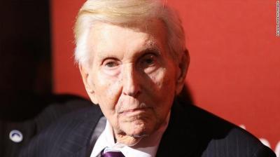Sumner Redstone, Miliarder Media AS Meninggal Dunia di Usia 97 Tahun