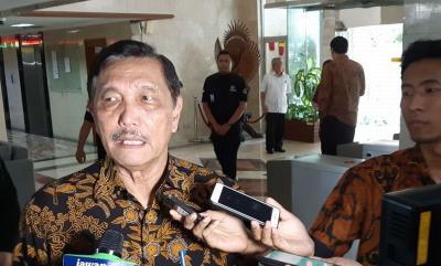Menko Luhut Sebut Indonesia Tak Akan Alami Gelombang Kedua Covid-19