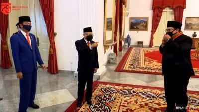 Dapat Tanda Jasa dari Jokowi, Fadli Zon: Kita Punya Tujuan yang Sama