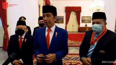Cair, Fahri Hamzah Ajak Jokowi-Ma'ruf Makan Nasi Kebuli