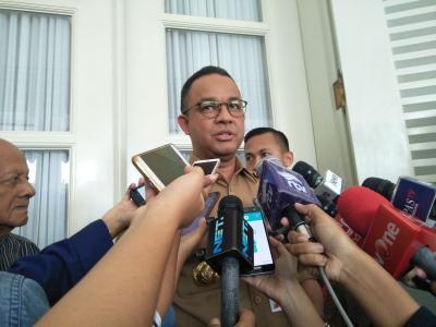 PSBB Transisi Diperpanjang, CFD dan Lomba HUT Ke-75 RI di Jakarta Ditiadakan