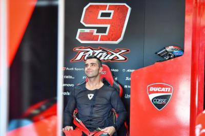 Ducati Punya Sejarah Apik di Red Bull Ring, Petrucci Tak Mau Muluk-Muluk
