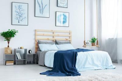 7 Elemen yang Bikin Betah di Dalam Kamar Tidur